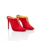 Madame Mule Red 4