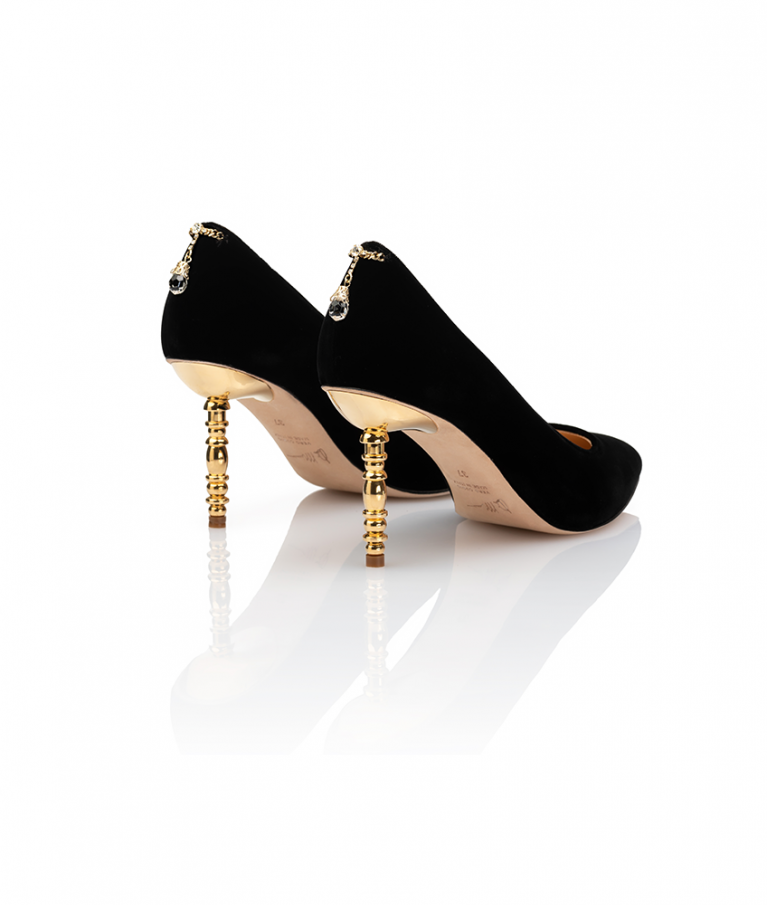Jacqueline Pump High Heel