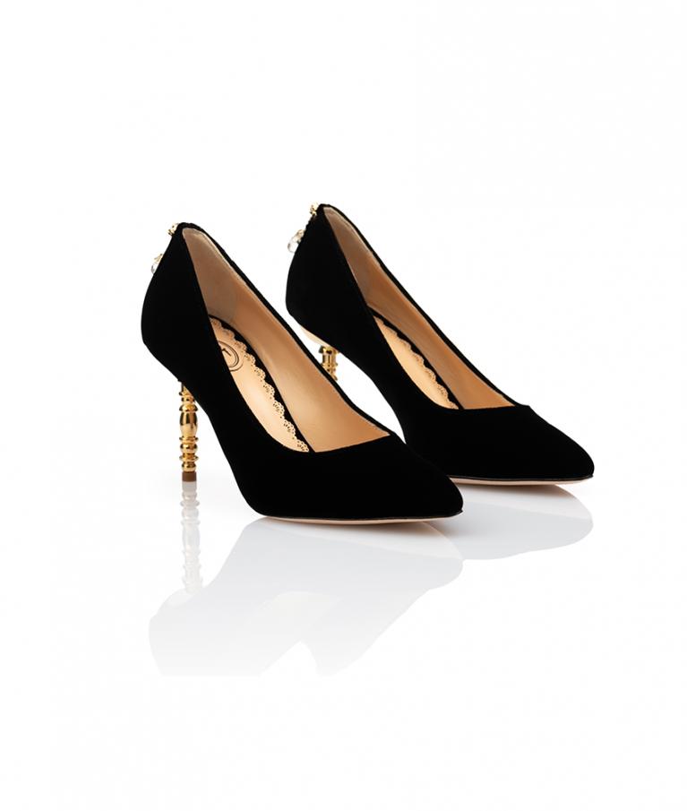 Jacqueline Pump High Heel