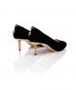 Jacqueline Pump Low Heel 2