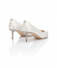 Jacqueline Bride Pump Low Heel 2