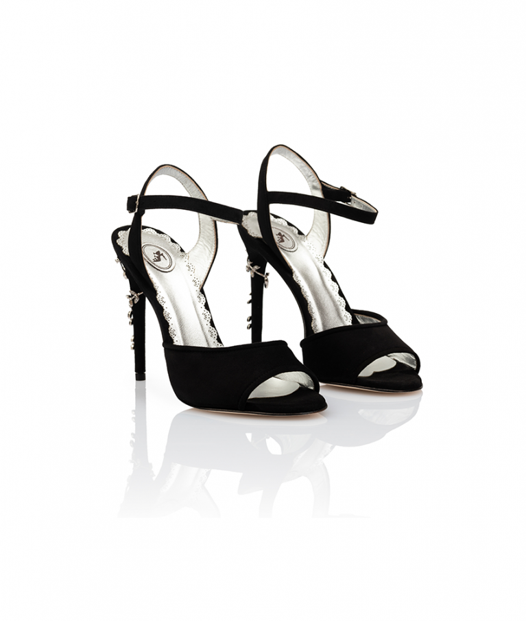 Toulouse Sandal Black